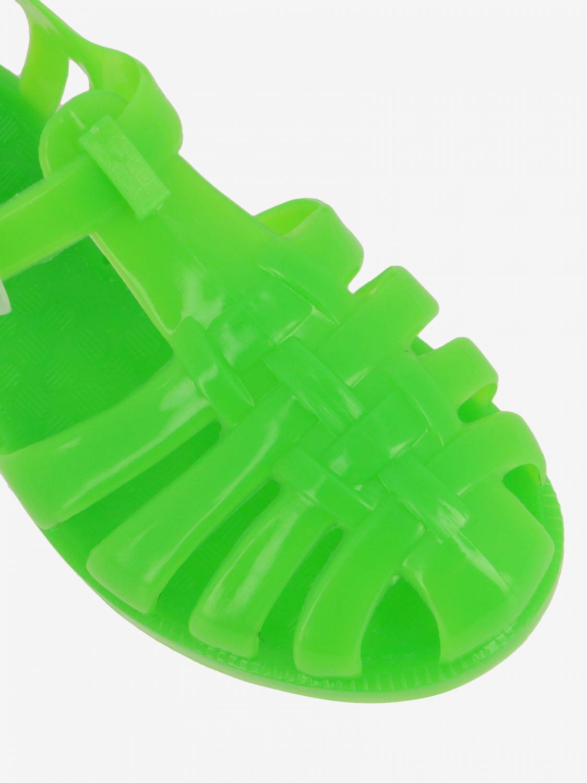 Zapatos niños Emporio Armani verde 4