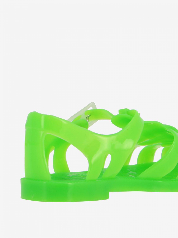 Zapatos niños Emporio Armani verde 5