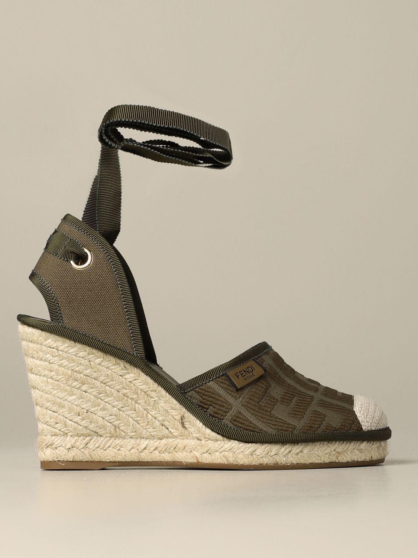 High Heel Shoes Fendi 8V7072 ABN2 Giglio EN
