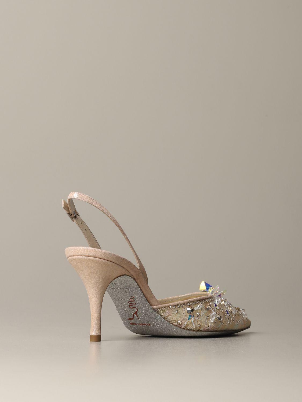 Обувь Женское Rene Caovilla пудра 4