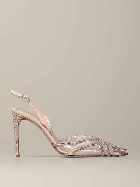 鞋 女士 Rene Caovilla 裸色 1