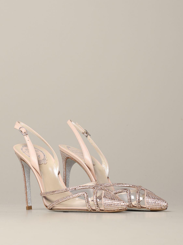 鞋 女士 Rene Caovilla 裸色 2