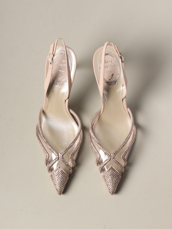 鞋 女士 Rene Caovilla 裸色 3
