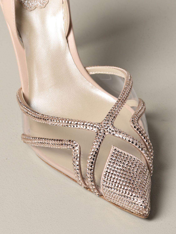 鞋 女士 Rene Caovilla 裸色 4