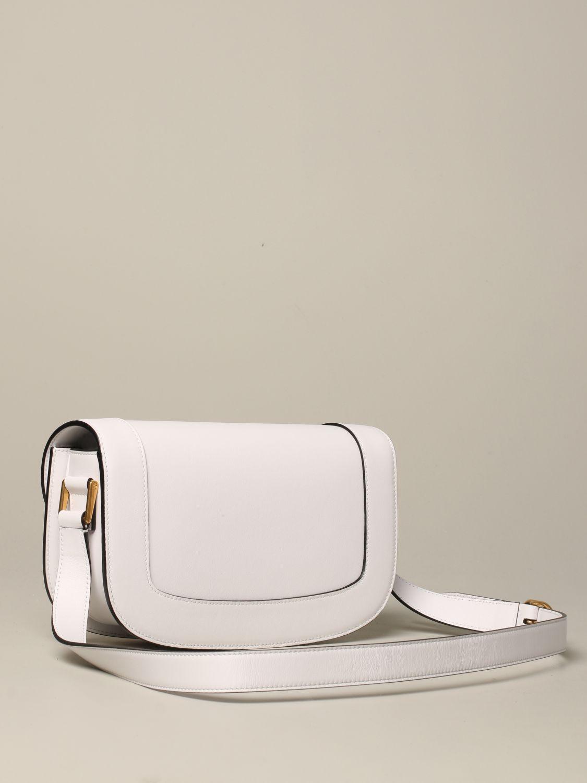 Shoulder bag women Valentino Garavani white 3