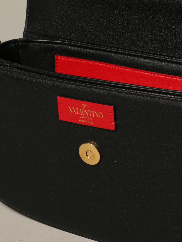 Shoulder bag women Valentino Garavani black 4