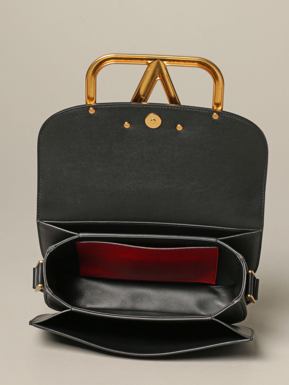 Shoulder bag women Valentino Garavani black 5