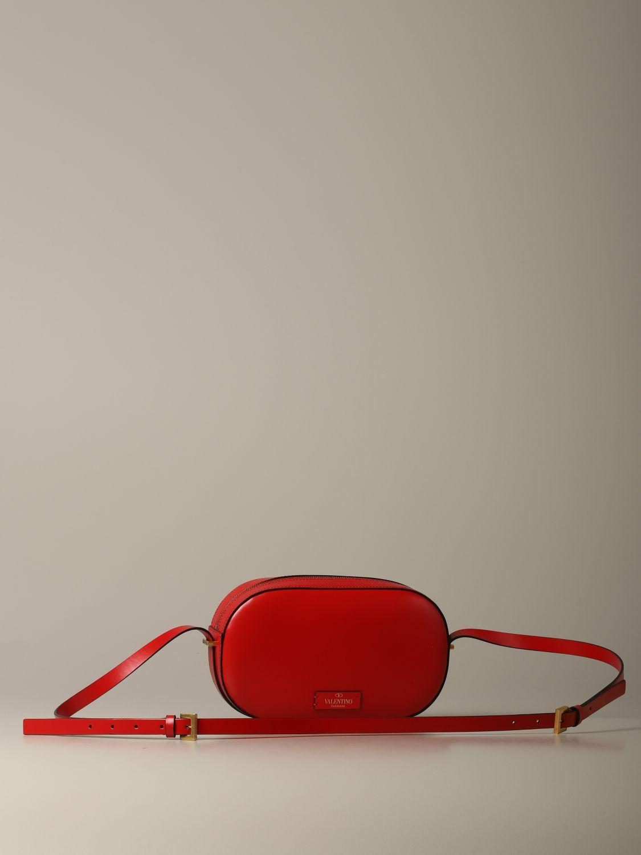 Shoulder bag women Valentino Garavani red 2