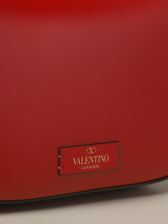 Shoulder bag women Valentino Garavani red 3
