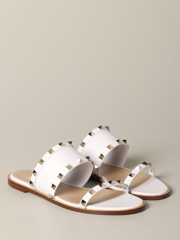 Обувь Женское Valentino Garavani белый 2