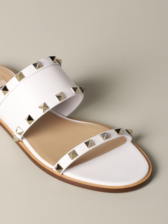 Обувь Женское Valentino Garavani белый 3