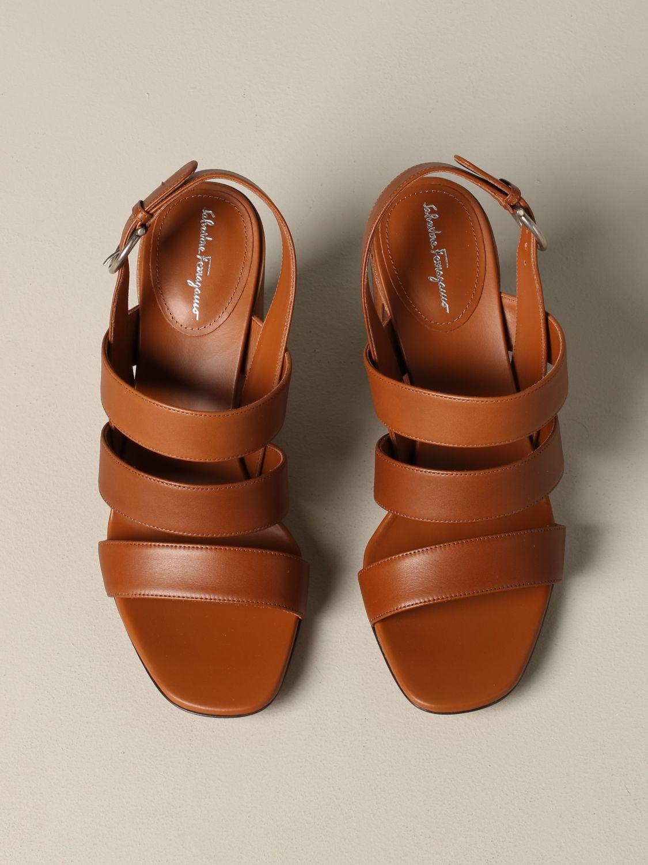 Shoes women Salvatore Ferragamo leather 3