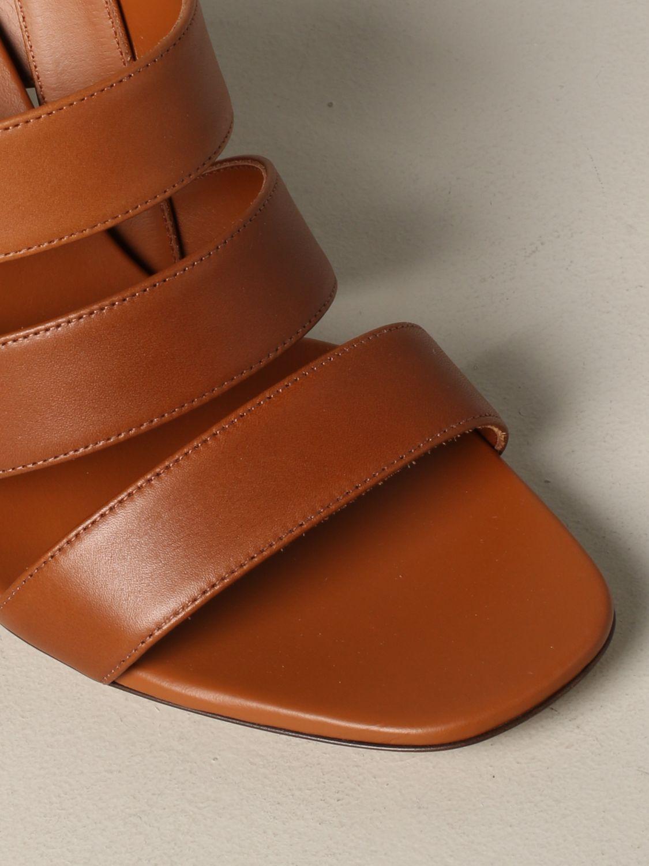 Shoes women Salvatore Ferragamo leather 4