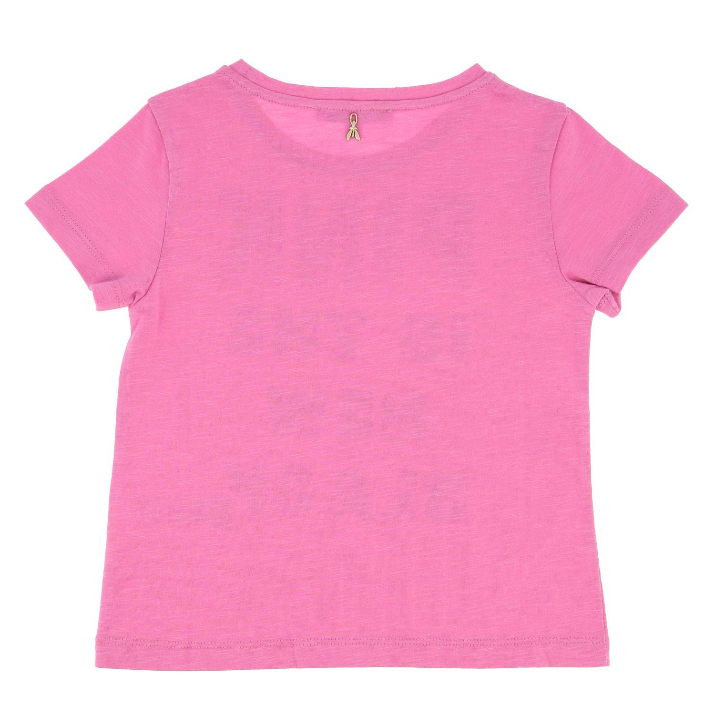 T-shirt enfant Patrizia Pepe fuchsia 2