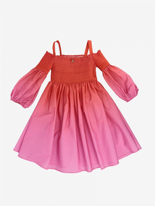 Dress kids Patrizia Pepe pink 2