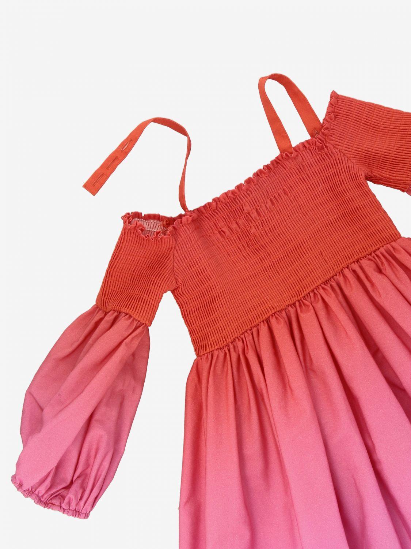 Dress kids Patrizia Pepe pink 3