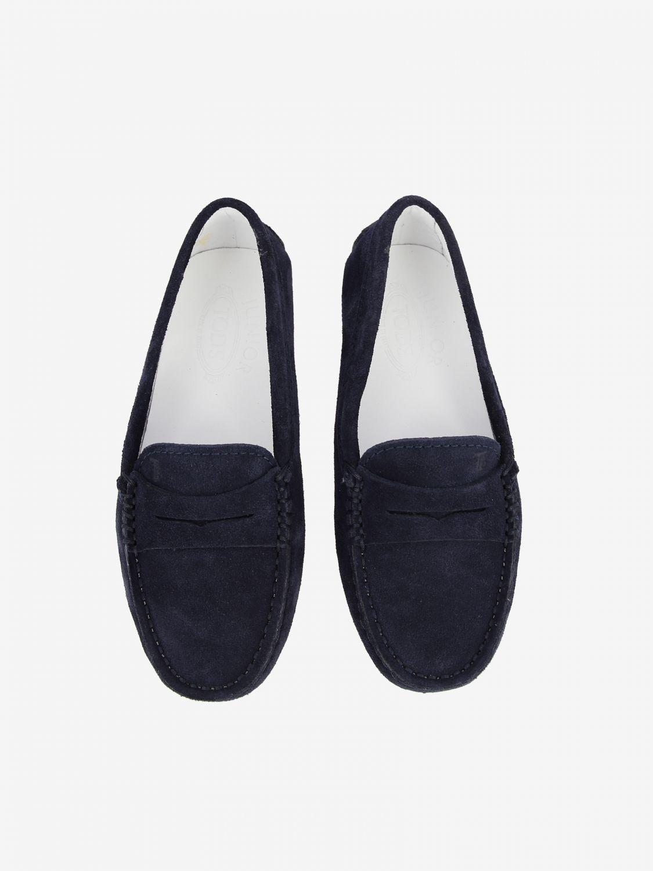 Shoes kids Tod's blue 3