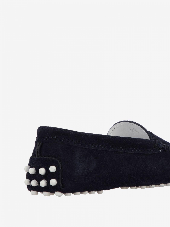 Shoes kids Tod's blue 5