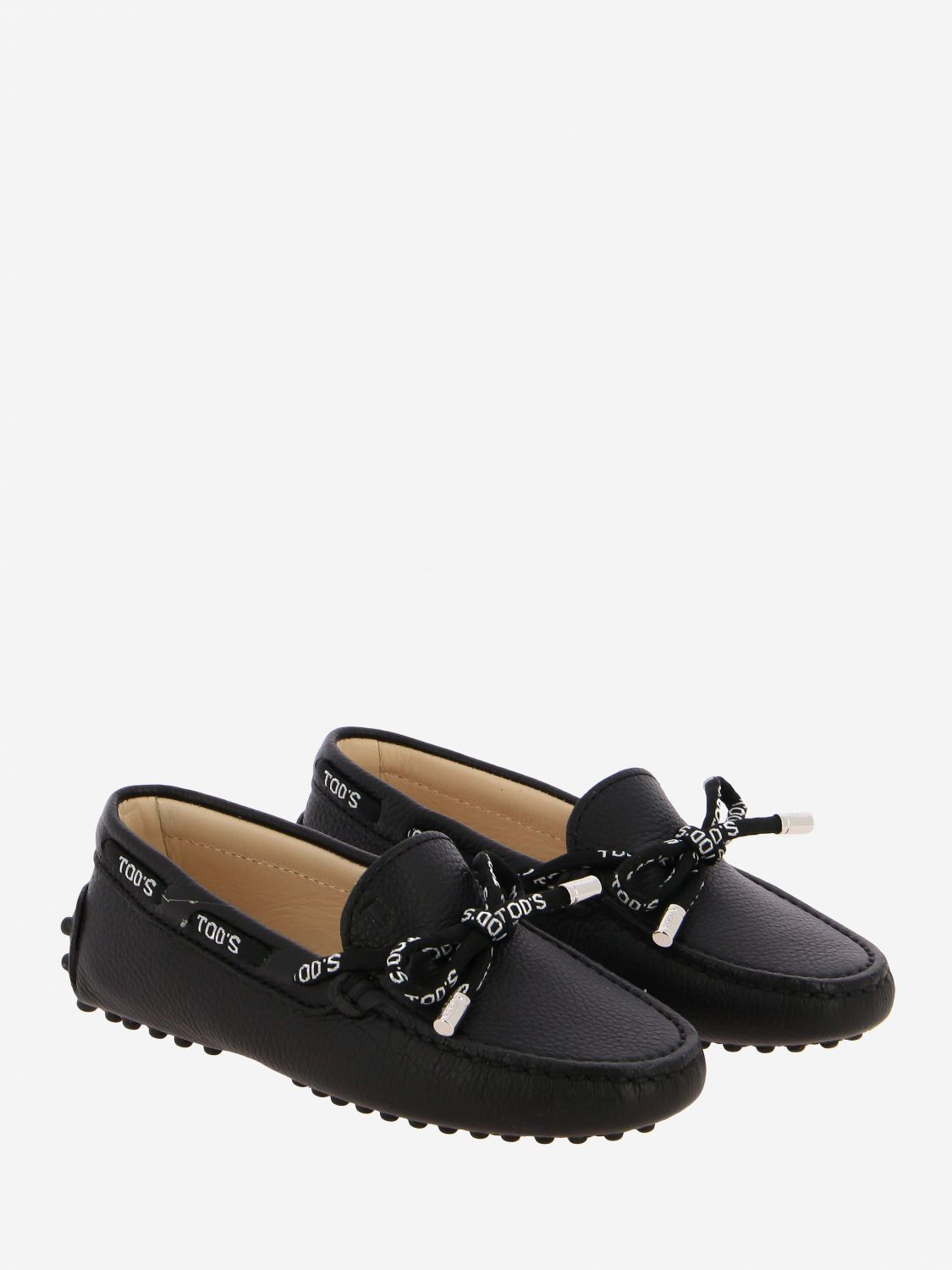 Shoes kids Tod's black 2