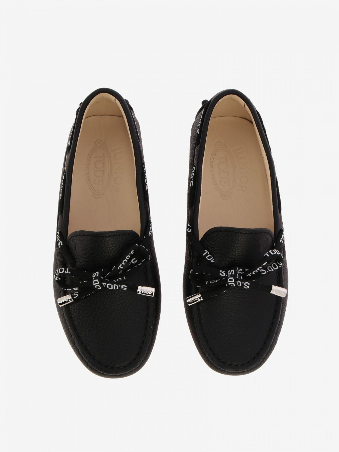 Shoes kids Tod's black 3