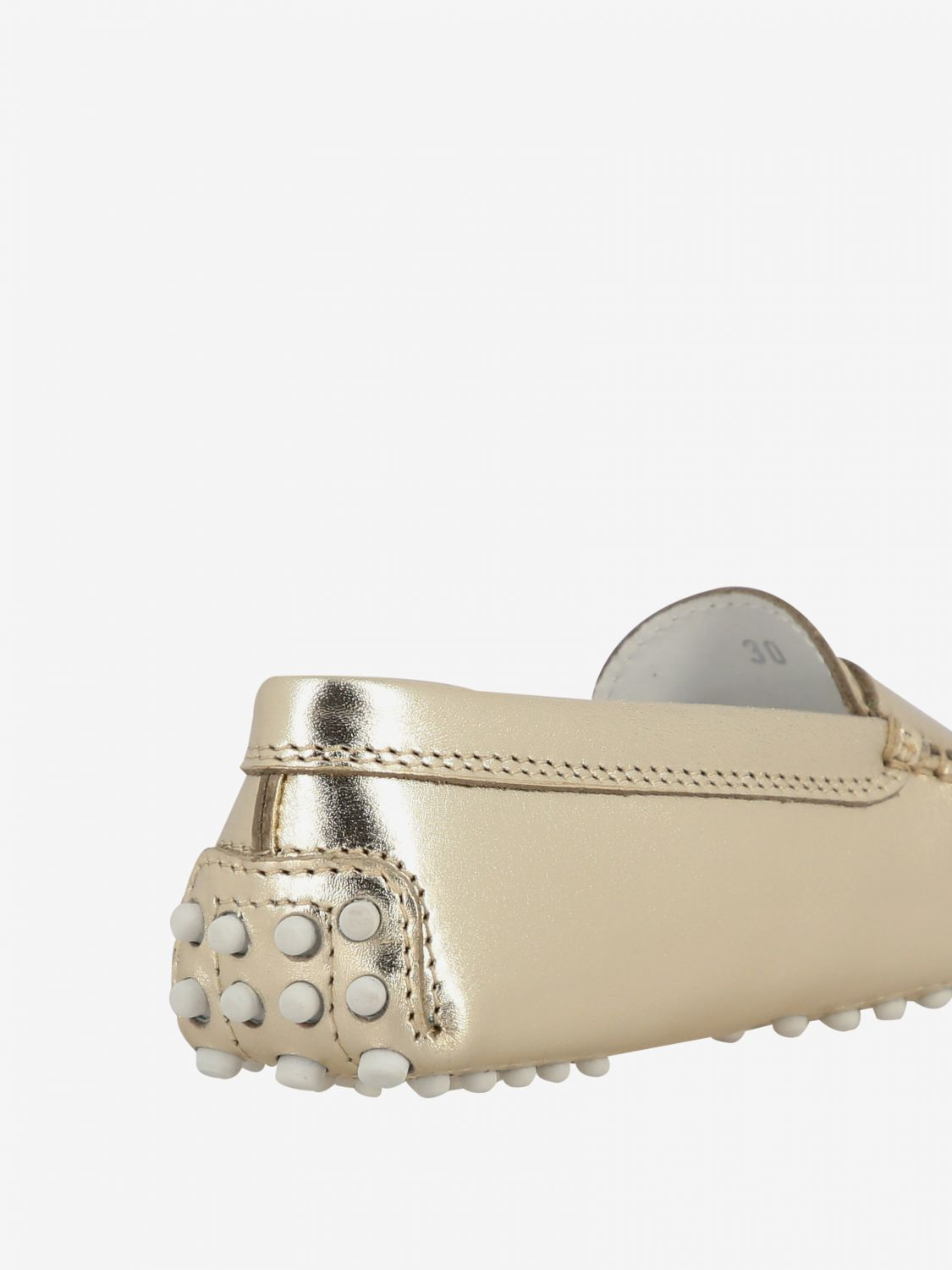 Shoes kids Tod's gold 5