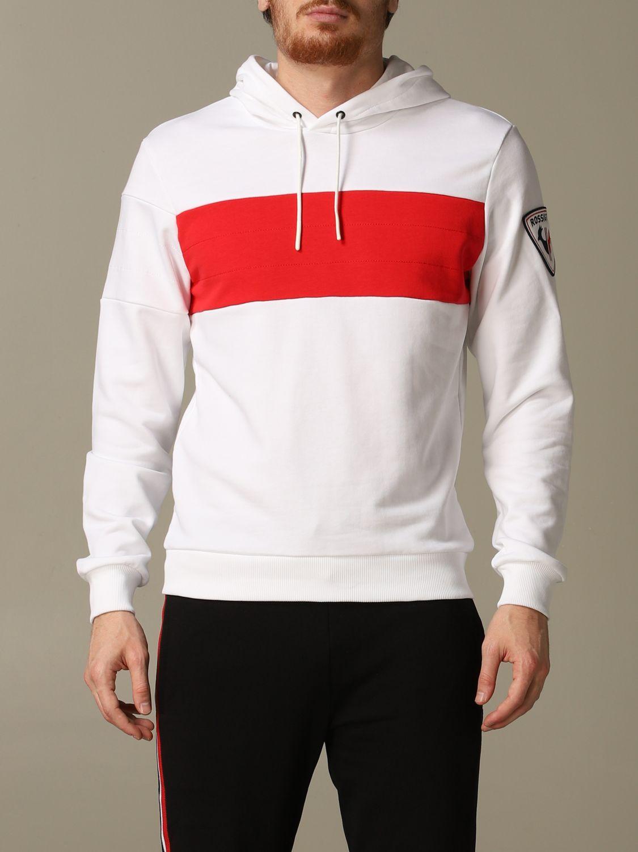 Sweatshirt Rossignol: Sweatshirt herren Rossignol weiß 1