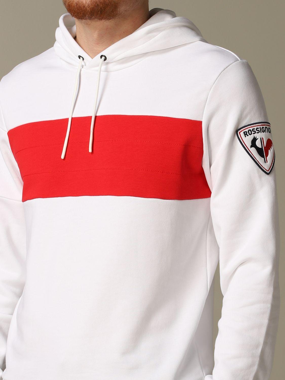Sweatshirt Rossignol: Sweatshirt herren Rossignol weiß 3