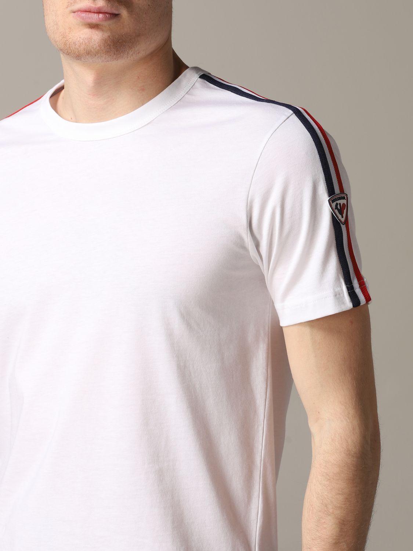 T-Shirt Rossignol: T-shirt herren Rossignol weiß 5