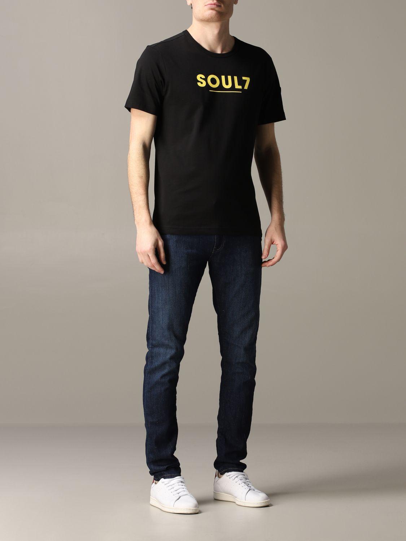 T-Shirt Rossignol: T-shirt herren Rossignol schwarz 2