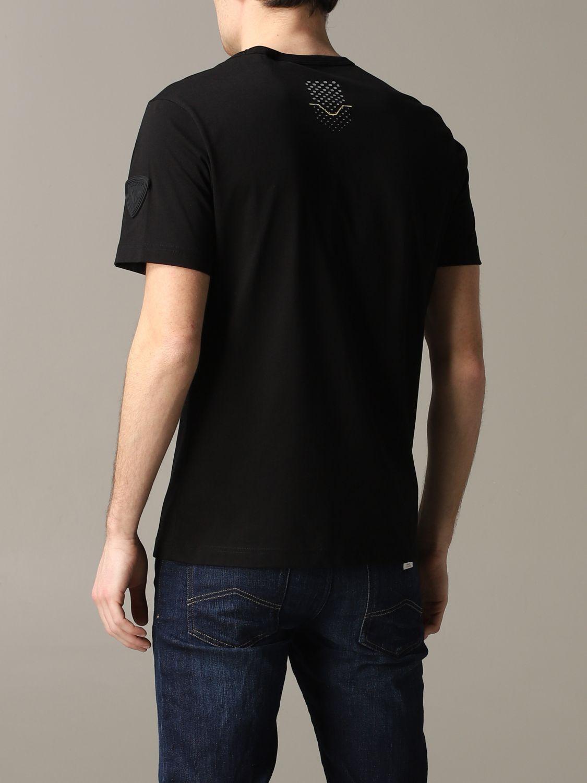 T-Shirt Rossignol: T-shirt herren Rossignol schwarz 3
