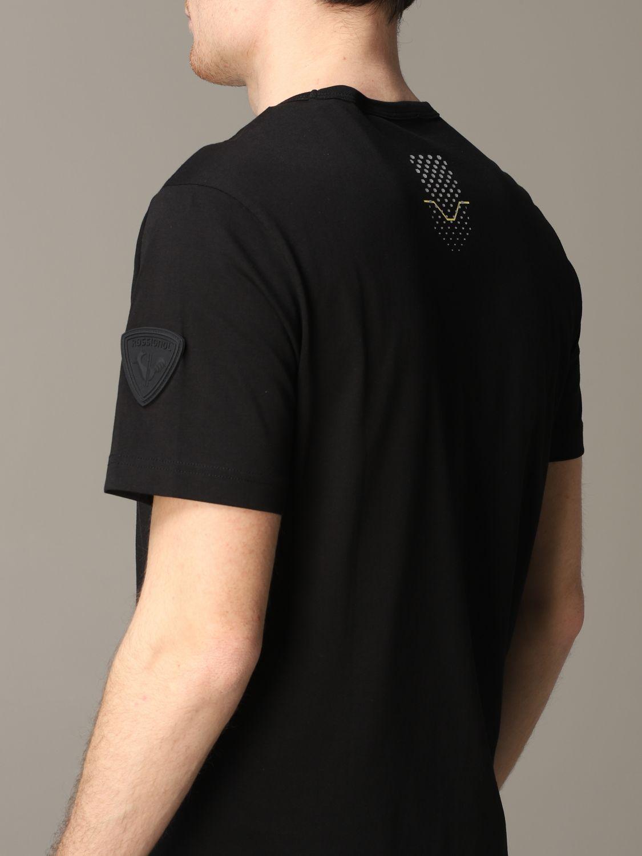 T-Shirt Rossignol: T-shirt herren Rossignol schwarz 5