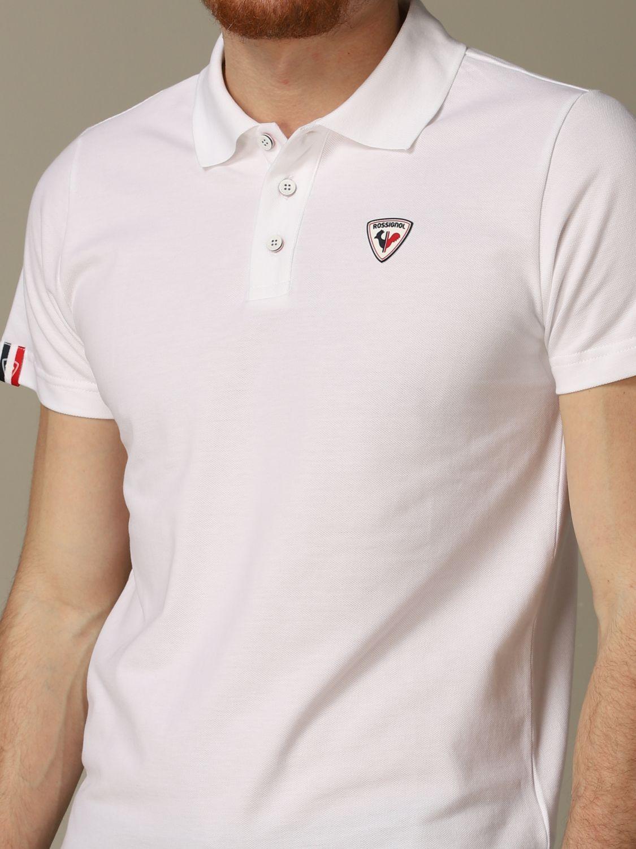 T-Shirt Rossignol: T-shirt herren Rossignol weiß 3