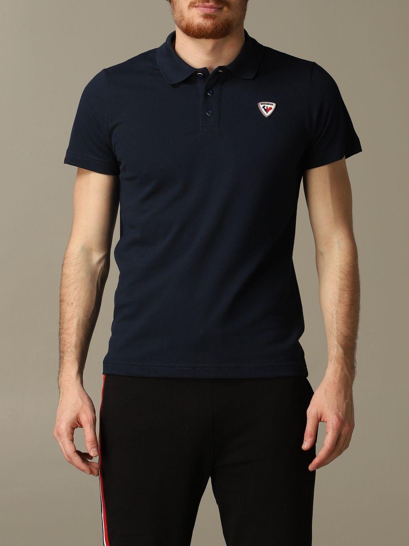 T-Shirt Rossignol: T-shirt herren Rossignol blau 1
