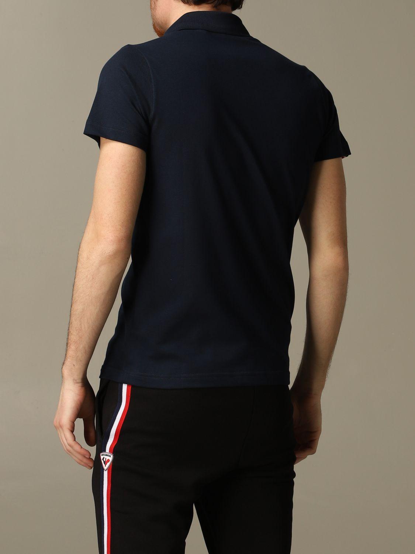 T-Shirt Rossignol: T-shirt herren Rossignol blau 2