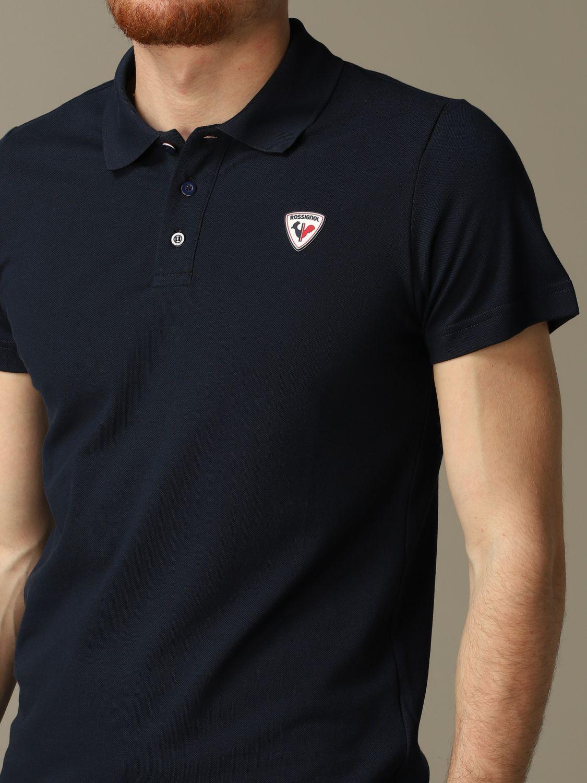T-Shirt Rossignol: T-shirt herren Rossignol blau 3