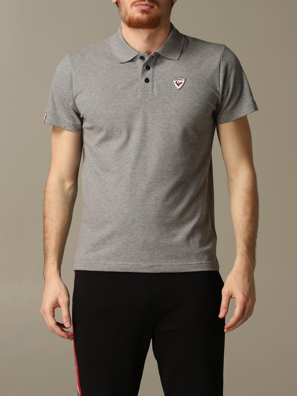 T-Shirt Rossignol: T-shirt herren Rossignol grau 1