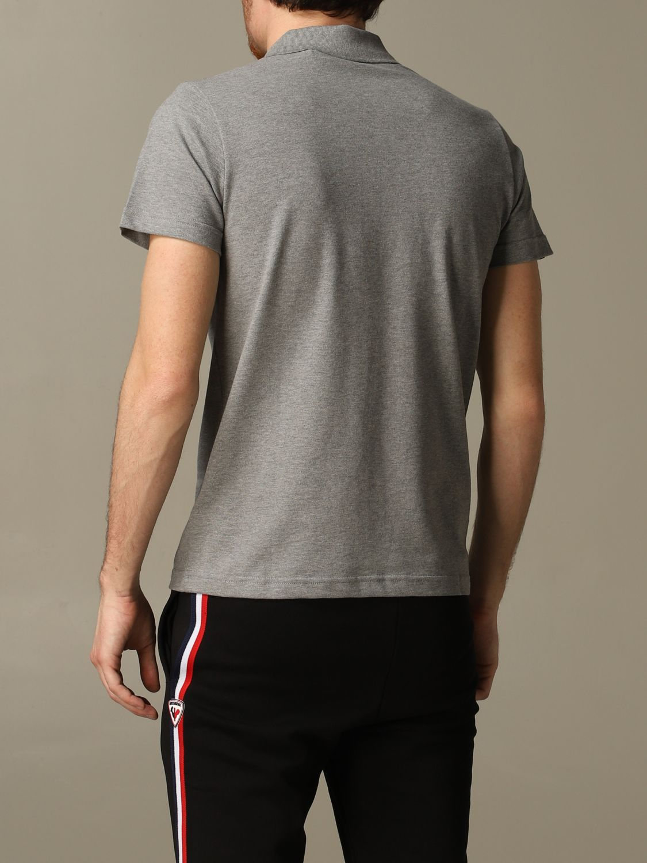 T-Shirt Rossignol: T-shirt herren Rossignol grau 2