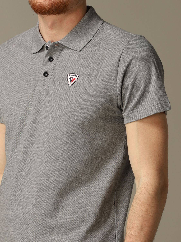T-Shirt Rossignol: T-shirt herren Rossignol grau 3