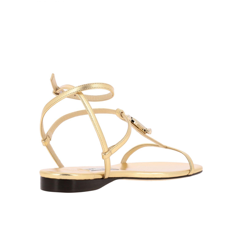 Shoes women Jimmy Choo gold 4