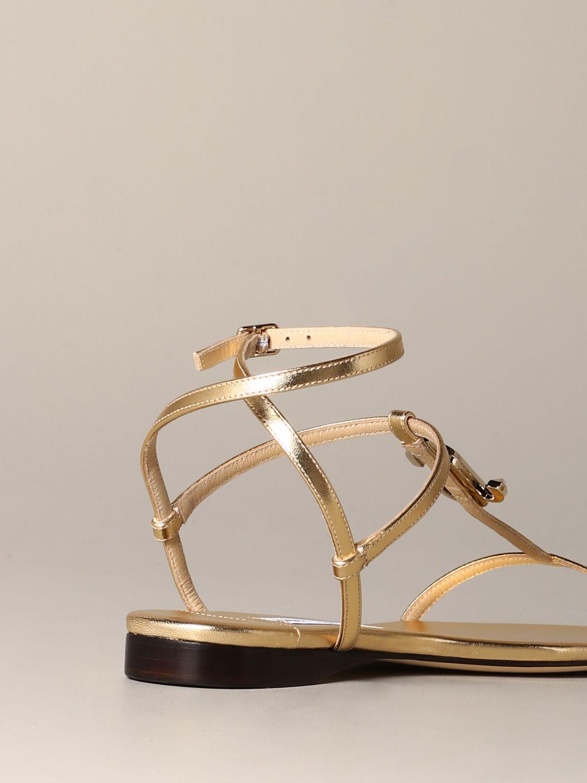 Shoes women Jimmy Choo gold 5