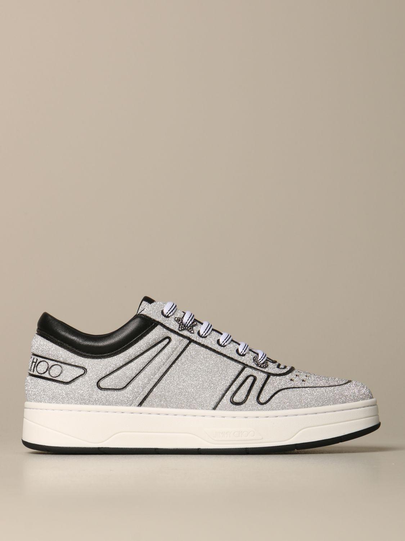 Спортивная обувь Jimmy Choo: Обувь Женское Jimmy Choo серебряный 1