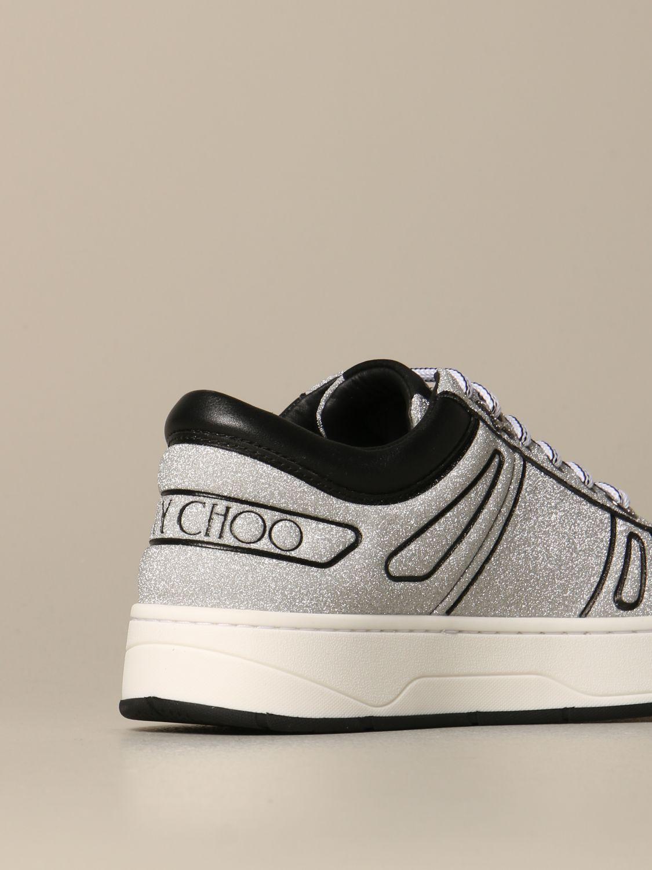 Спортивная обувь Jimmy Choo: Обувь Женское Jimmy Choo серебряный 5