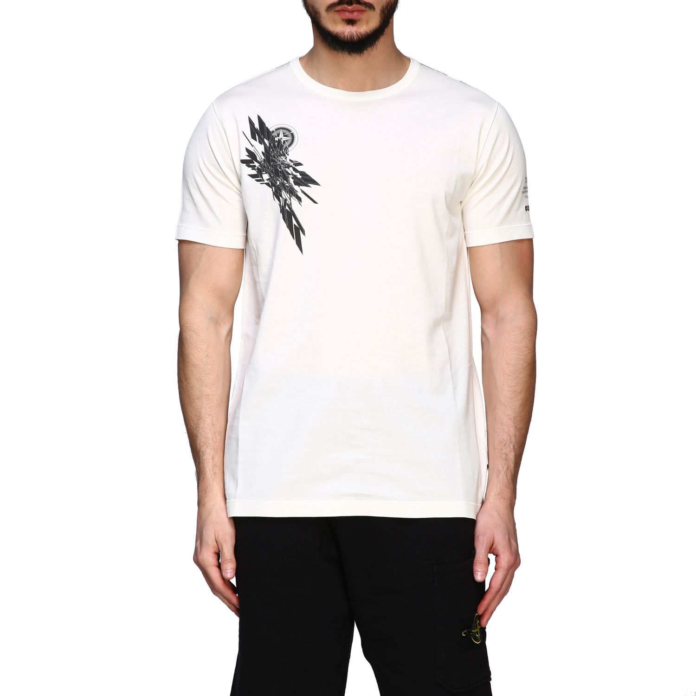 T恤 男士 Stone Island 白色 1