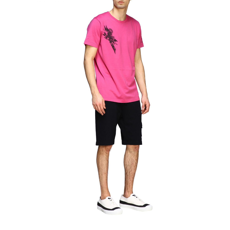 T恤 男士 Stone Island 粉色 2
