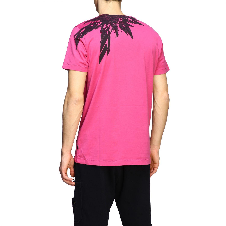 T恤 男士 Stone Island 粉色 3