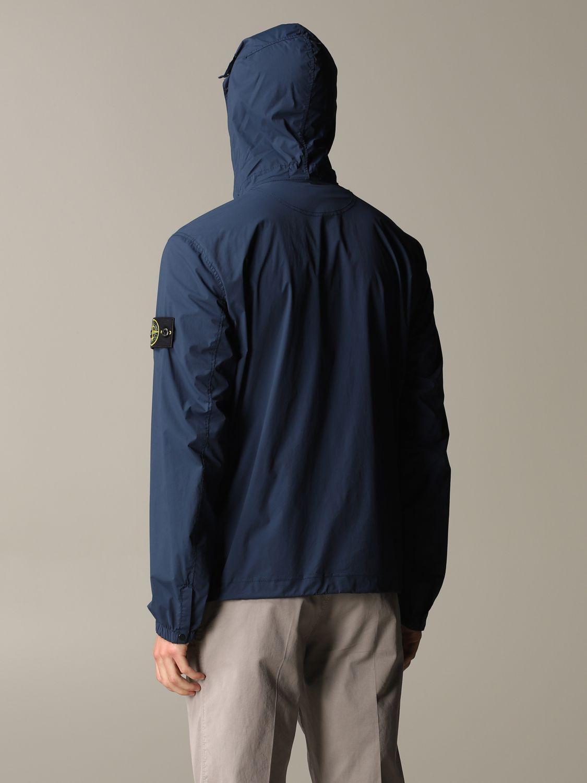 Jacket men Stone Island blue 3
