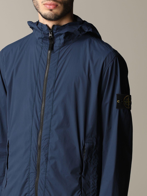 Jacket men Stone Island blue 5