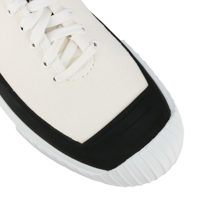 Zapatillas Stone Island: Zapatos hombre Stone Island marfil 4