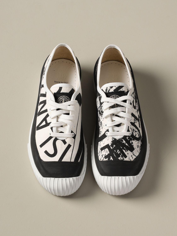 Sneakers Stone Island: Schuhe herren Stone Island schwarz 3