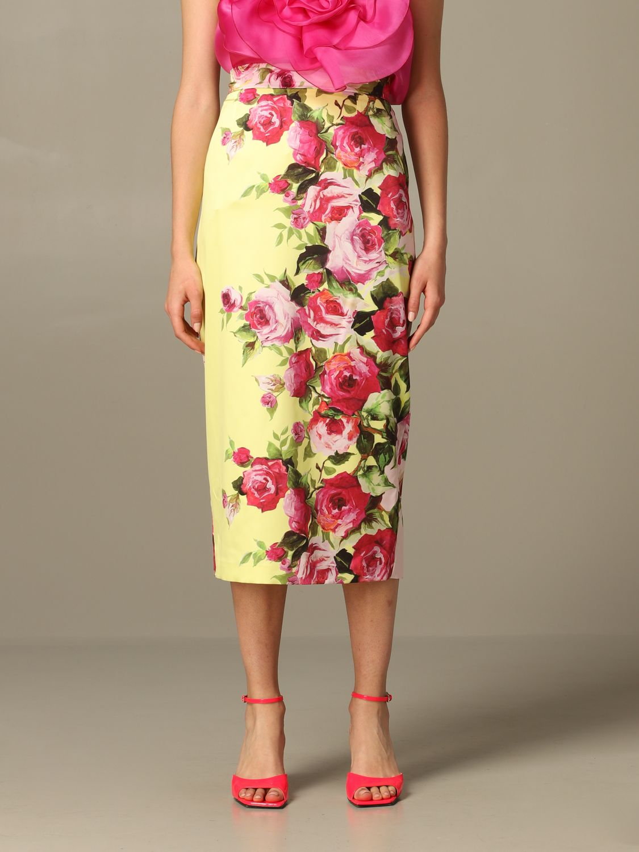 半身裙 女士 Blumarine 粉色 1